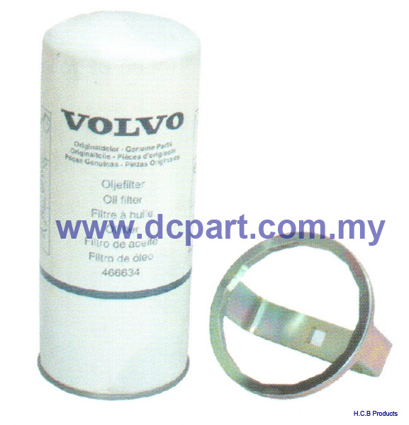 European Truck Repair Tools<br>VOLVO TRUCK OIL FILTER WRENCH Dr. 1/2 , 15 POINTS, 107mm