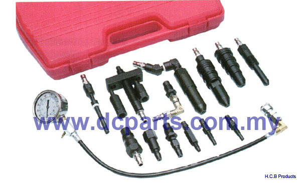 General Truck Repair Tools DIESEL ENGINE COMPRESSION TESTER SET  A2170